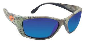 b7c5b6af241f3 Costa Del Mar Fisch Realtree Camo Frame Blue Mirror 580G Glass ...