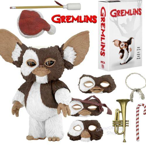 GREMLINS Figure 19cm Figurine with box//caja. FIGURA GIZMO NECA