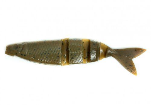 Javallon Payo 11cm Soft Swimbait Rubber Fish 3 Piece