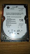 "SEAGATE MOMENTUS HARD DISK SATA 60GB 2,5"" 5400 RPM ST96812AS"