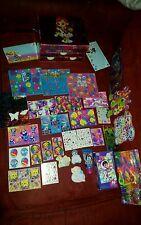 Lisa Frank Stationery Jewelry Box Candy Lolipop Gumdrop Girl get everything