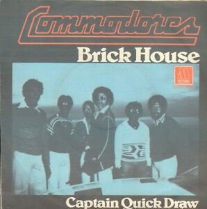COMMODORES-Brick-House-1977-MOTOWN-SOUL-FUNK-VINYL-SINGLE-7-034-HOLLAND