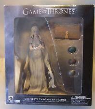 Game of Thrones HBO Dark Horse Deluxe Figur DAENERYS TARGARYEN 2014 mit Box