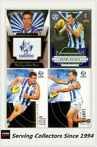 AFL-Trading-Card-MASTER-Team-Card-Collection-N-MELBOURNE-2012-AFL-II-Eternity