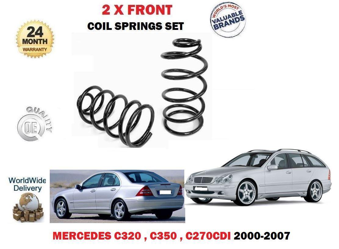 Für Mercedes C320 C350 C270 Cdi W203 S203 Cl203 2000-   2 X