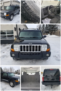 2010 Jeep Commander 4x4