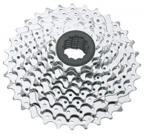 SRAM PG 950 9 Fach Kassette 12-26 T Silber