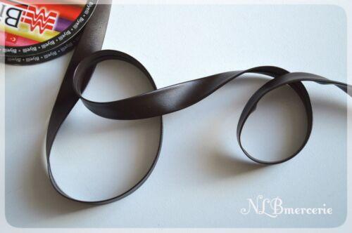 2cm x 2m Biais simili cuir Plusieurs coloris disponibles