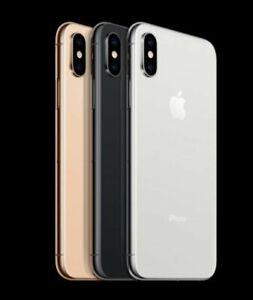 OB Apple iPhone XS 64/256/512 GB Space Gray, Gold, Silver GSM+CDMA Unlocked