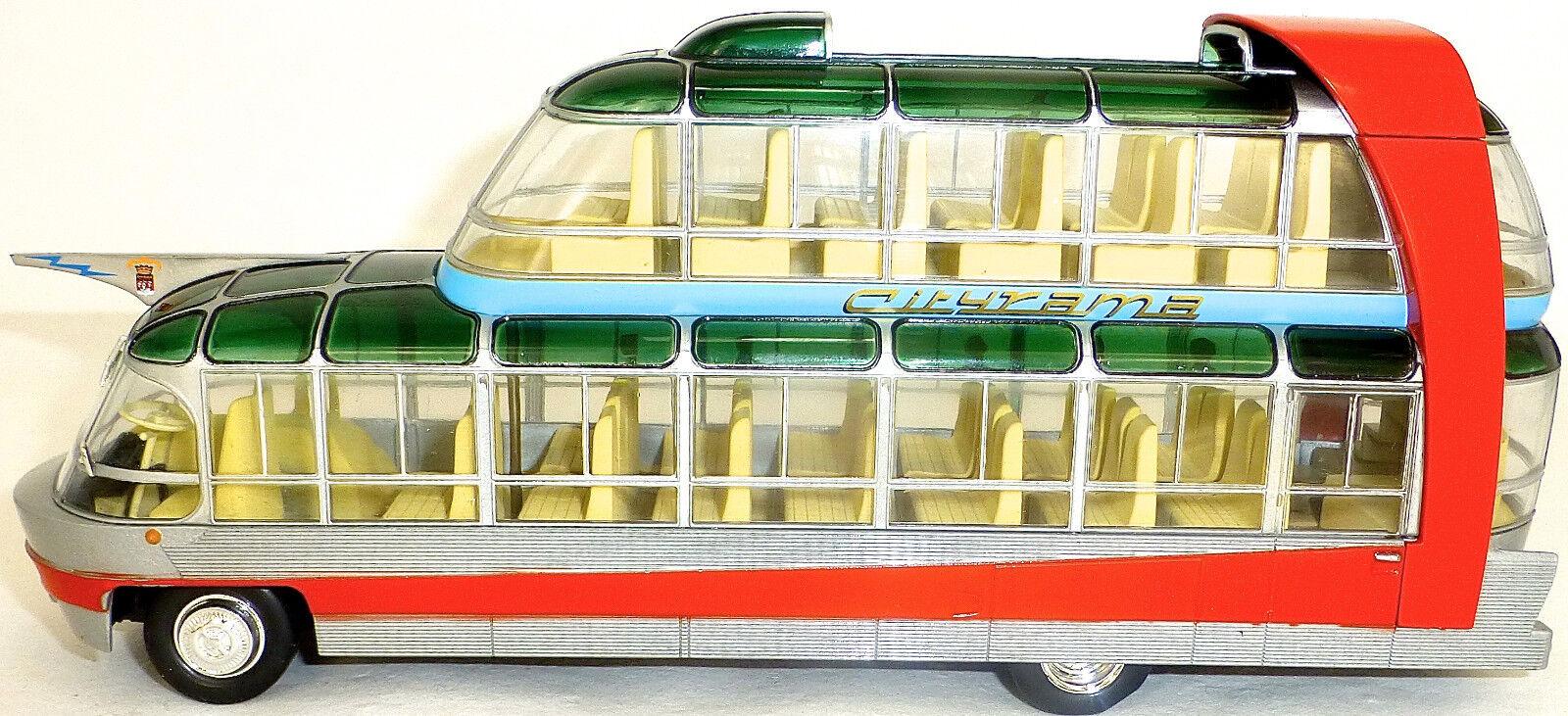 CITROEN U55 Cityrama Currus Bus IXO para HACHETTE 1 43 NUEVO EN emb.orig. hf5