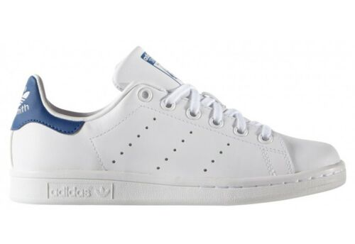 Smith Chaussures Femmes Stan Blanc Cuir Baskets Casual Pour J Adidas Sportif 4w5qxC5