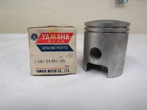 Cache Original Yamaha Piston 166-11631-21 Izprkr9y-07215528-572351034