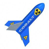 Quest Flying Model Rocket Kit Cobalt 1021