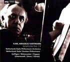 Karl Amadeus Hartmann: Symphonies Nos. 1-8 Super Audio Hybrid CD (CD, Feb-2014, 3 Discs, Challenge Classics)