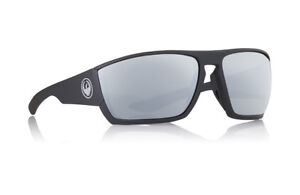 New Dragon Cutback Sunglasses Matte Black H20/Silver Ion Polarized 35143-006