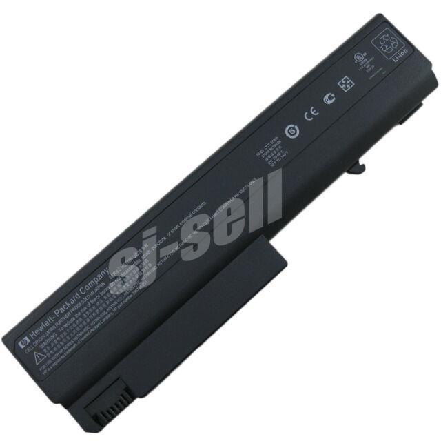 6-Cell Genuine Original Battery For HP COMPAQ nx6300 NX6310 NX6320 NX6315 NX6325
