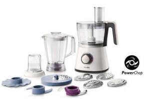 PHILIPS Viva Collection HR7761/00 Küchenmaschine 750 Watt Mixer 2L Schüssel