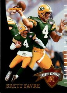 1995 Score Offense Inc. #8 Brett Favre - NM-MT