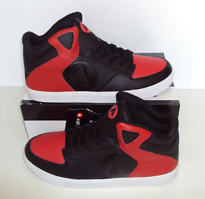 Uk New Black Thrasher Trainers Red Casual Shoes Skate Mens Airwalk vyf7g6Yb