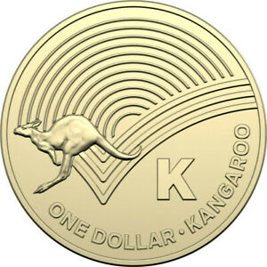 Australia 2019 The Great Aussie Coin Hunt I is for Iced Vovo One Dollar Coin