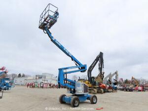 Genie Z-45/22 45' Articulating Boom Lift Man Aerial Platform Kubota bidadoo