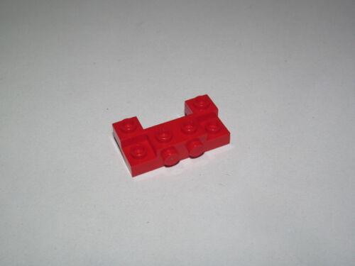 Lego ® Brique Pare Choc Brick 2x4 1x4 Recessed Studs//Side Choose Color 52038