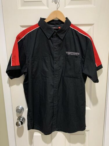 Men's Victory Motorcycle Show Shirt - Size M  and