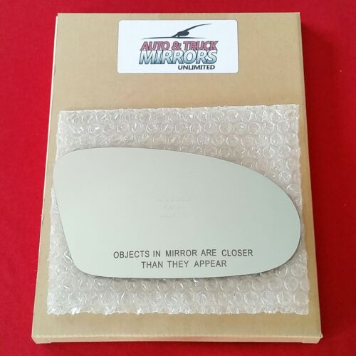NEW Mirror Glass ADHESIVE 96-02 SATURN S SEDAN WAGON Passenger Right Side RH