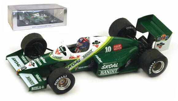 Spark S1729 RAM 03 S4T Austrian GP 1985 - Kenny Acheson 1 43 Scale