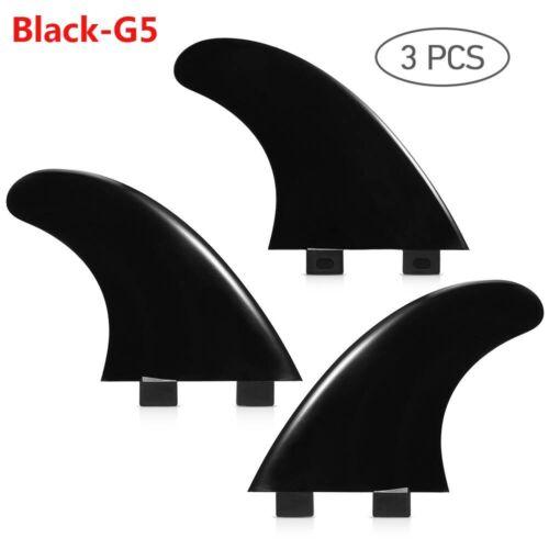FCS G5 M5 Surfboard thruster fins set up tri-fins for surfboard pack of 3 SALE!