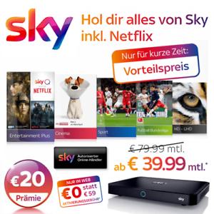Sky Kauft Netflix