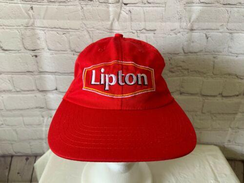 Lipton Tea Vintage Snapback Hat Cap