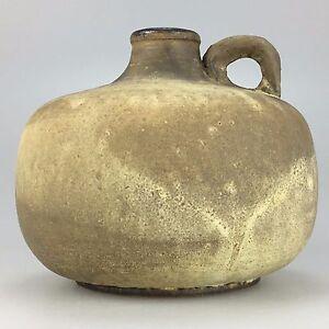 60er-70er-Jahre-Vase-Blumenvase-Tischvase-Keramik-Keramikvase-Space-Age-Design