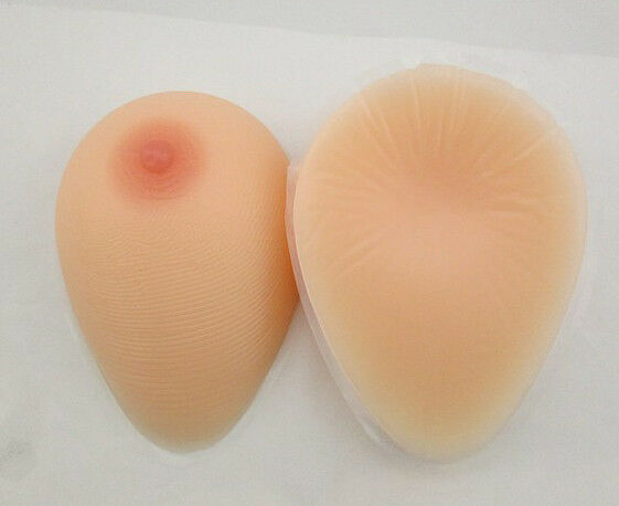 E Cup High Quality Silicone False Breast Boobs Forms Transvestites Enhancer