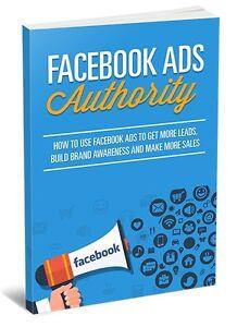 Detalles Acerca De Como Utilizar Facebook Ads Ebook Videos Y Bonificaciones En 1 Cd Mostrar Titulo Original