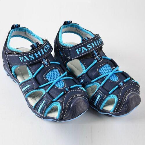Sandalias Verano Top Niños Playa Zapatos Infantiles Adolescentes kX0wnN8OP
