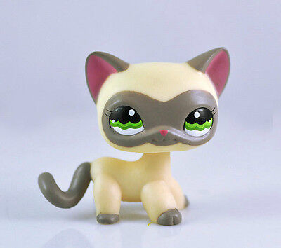 Littlest Pet Shop Cat Collection Child Girl Boy Figure Toy Loose Cute LPS803