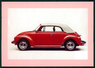 Sammeln & Seltenes Humor Auto Vw KÄfer Cabrio Alte Ansichtskarte Original Postcard Car Vw Beetle M1300 Den Menschen In Ihrem TäGlichen Leben Mehr Komfort Bringen