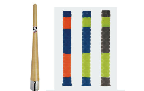 SG Cricket Bat Grip and Grip Cone Combo