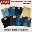 Levi-039-s-Levis-501-Original-Jeans-Grade-A-Red-Tab-All-Sizes-amp-Colours-Vintage thumbnail 1