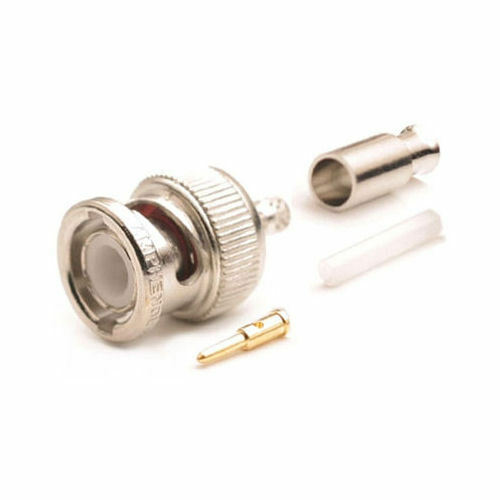 LMR-100-4 Pack 316 BNC Male Connector for RG-174 188