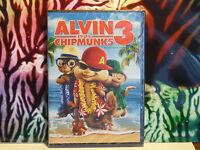 Dvd Neuf Sous Blister : Dessin Anime Pour Enfants : Alvin Et Les 3 Chipmunks