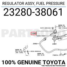 Delphi Fuel Pressure Regulator FP10283-PR338 For Toyota Lexus Camry 97-01