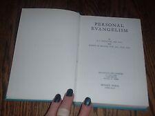 Personal Evangelism by J.C., Macaulay & Robert H.l Belton (1956, hardcover)