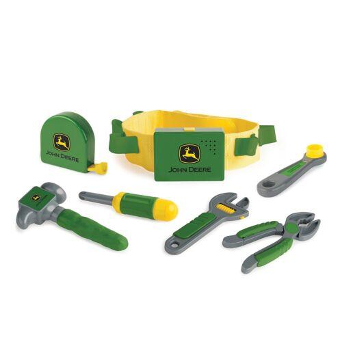 TBEK35070 NEW John Deere Talking Toolbelt Set with 5 Tools /& Tape Measure