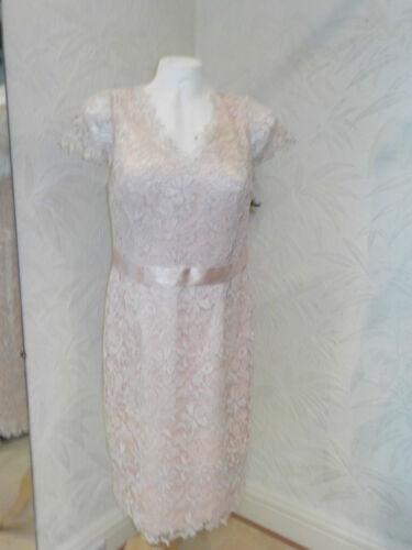 Lace Gina Dress Peach Bacconi Sj90117 qxxPC46vw