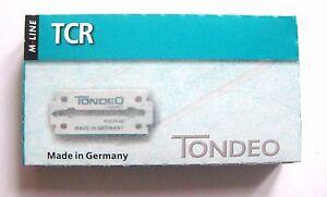 Tondeo-1-x-10-Lames-Tcr-pour-Rasoir-Styling-Shaper-Du-M-LINE