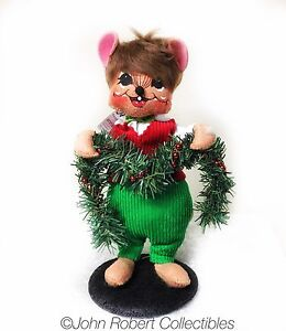 image is loading annalee dolls christmas decorating mouse 8 inch - Annalee Christmas Decorations