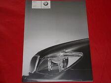 BMW 7er E65 730i 740i 750i 760i 730d 745d Preisliste von 2005