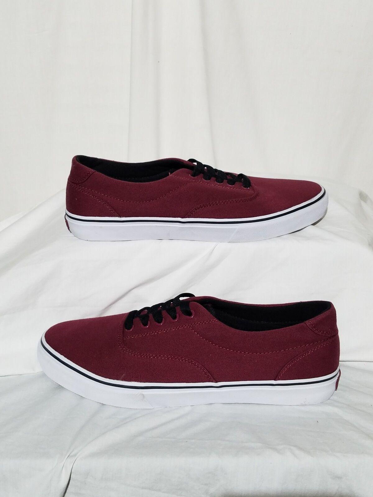 2c148a4b31e4fe NEW TONY HAWK Mens Burgundy Maroon Skateboard Athletic Shoes Size 13 13 13  d347fa